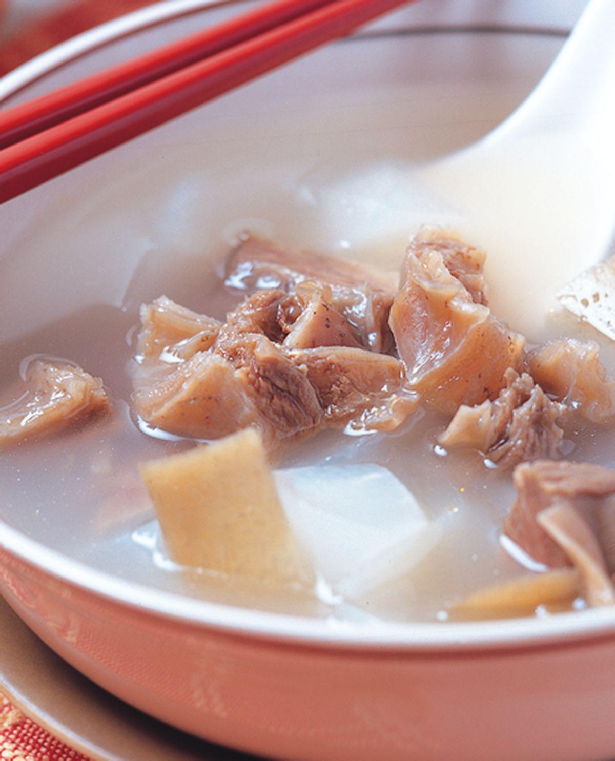 食譜:清燉牛肋肉