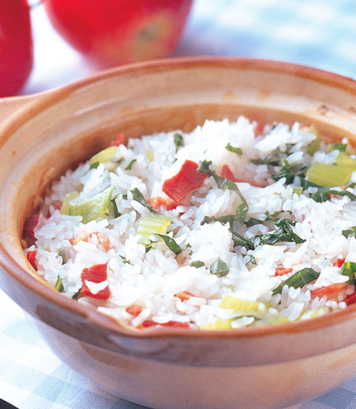 食譜:上海菜飯煲