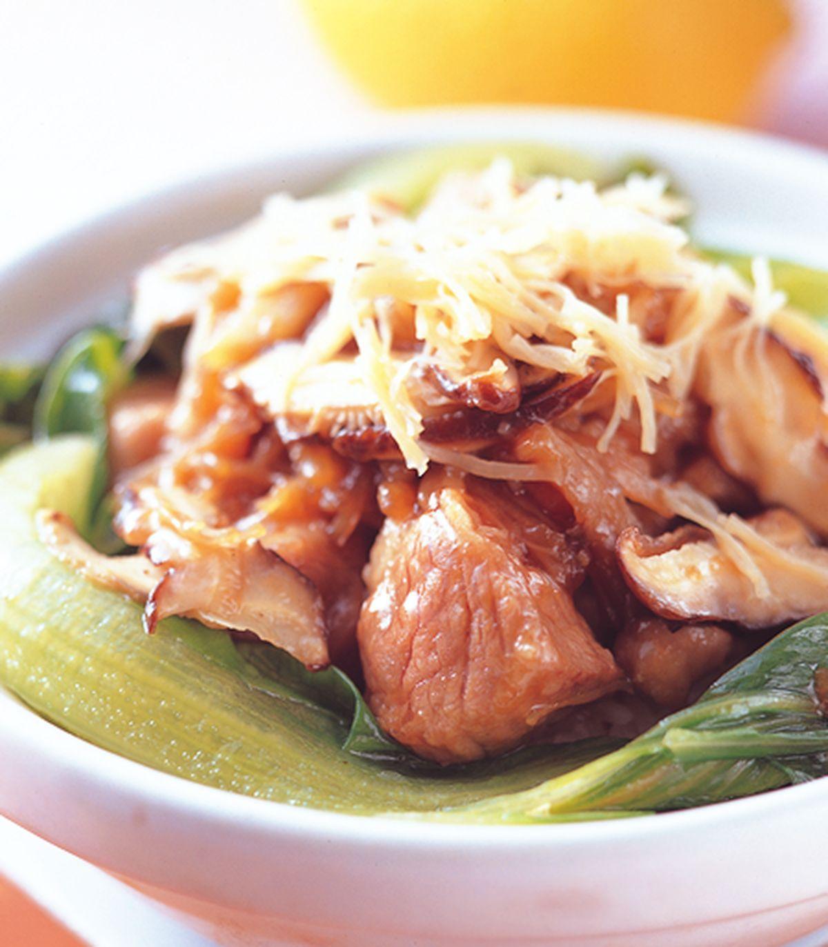 食譜:瑤柱排骨煲仔飯