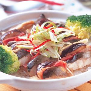 麒麟魚片煲飯