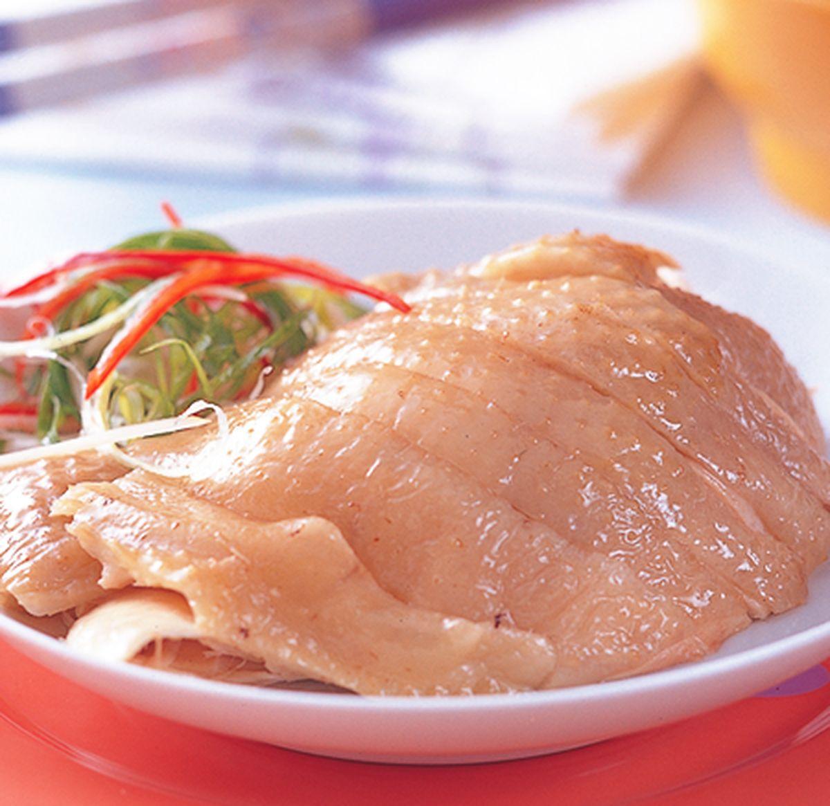 食譜:蔥油淋雞(2)