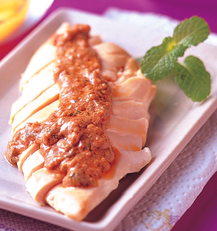 食譜:怪味雞(1)