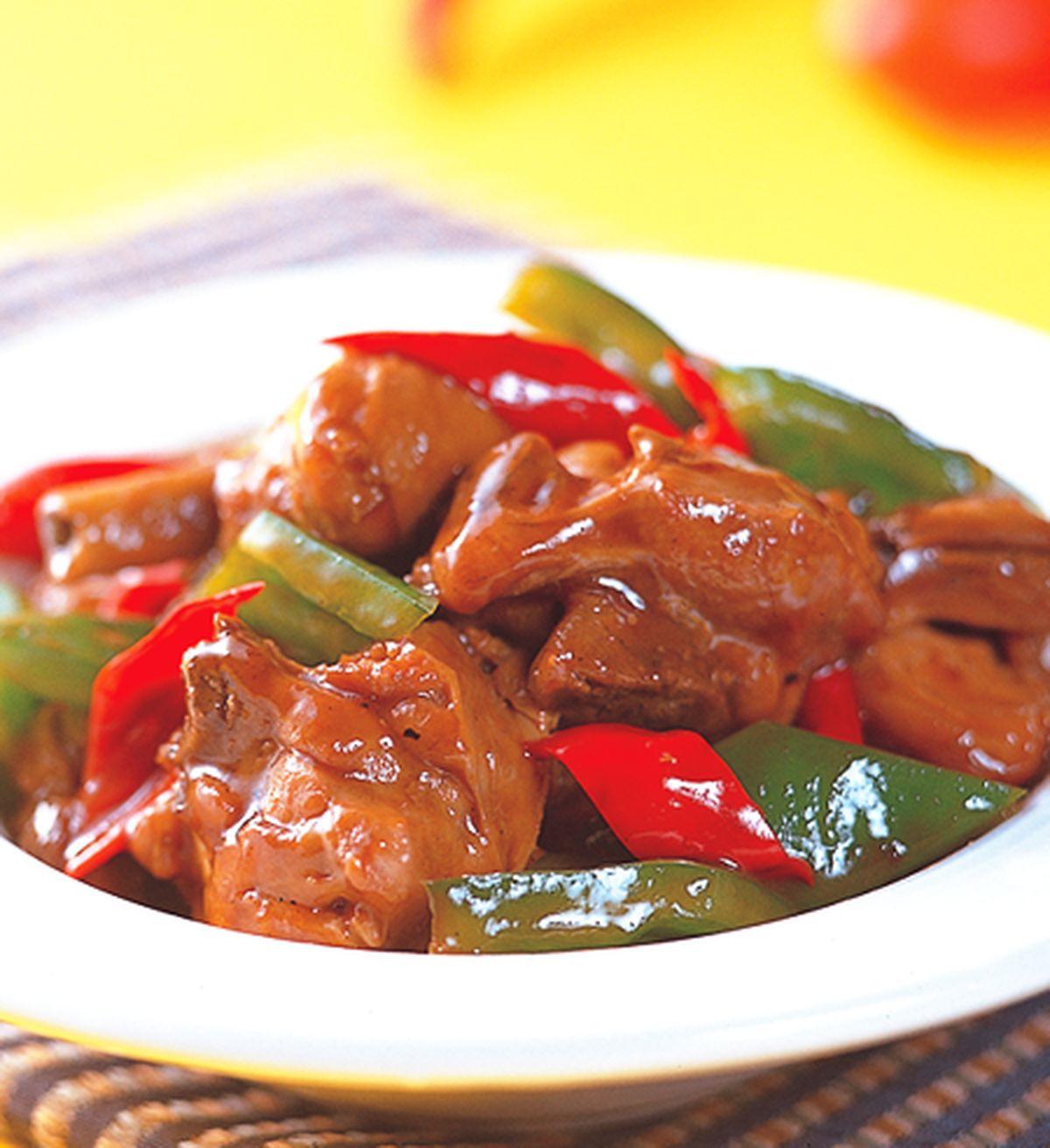 食譜:左宗棠雞(1)
