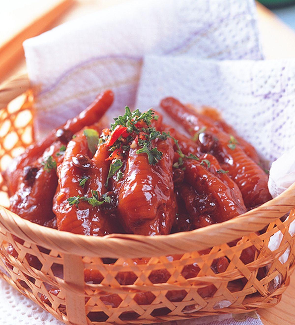 食譜:豆豉鳳爪