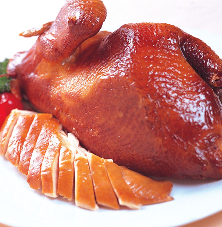食譜:烏龍燻雞(1)