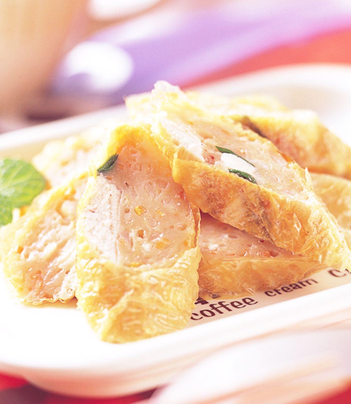 食譜:五香雞捲