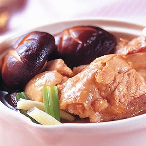 香菇雞砂鍋(1)