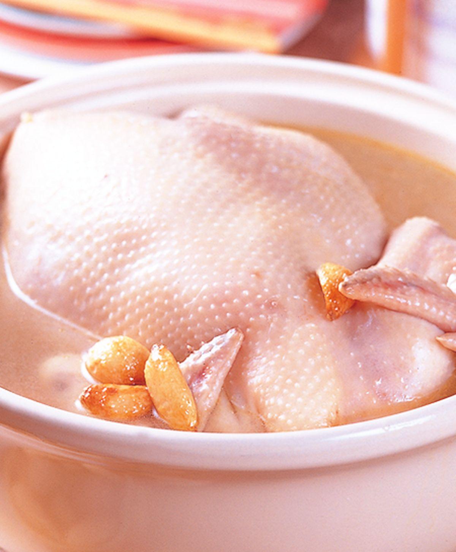 食譜:蒜頭雞(1)