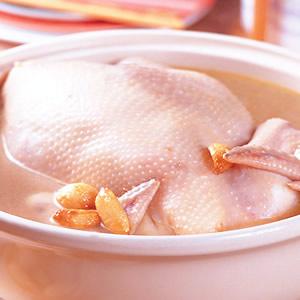 蒜頭雞(1)