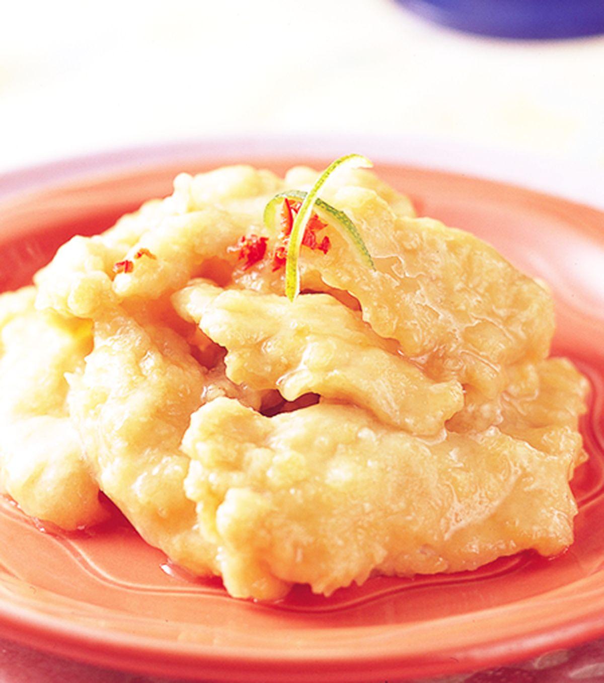 食譜:檸檬雞(2)