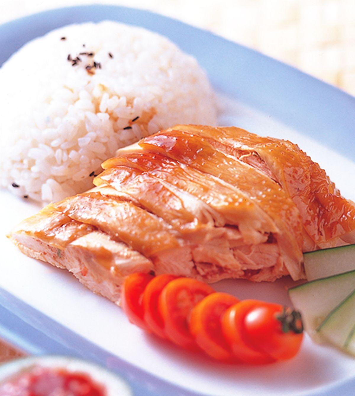 食譜:海南雞飯(3)