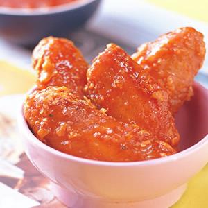 紐約辣雞翅