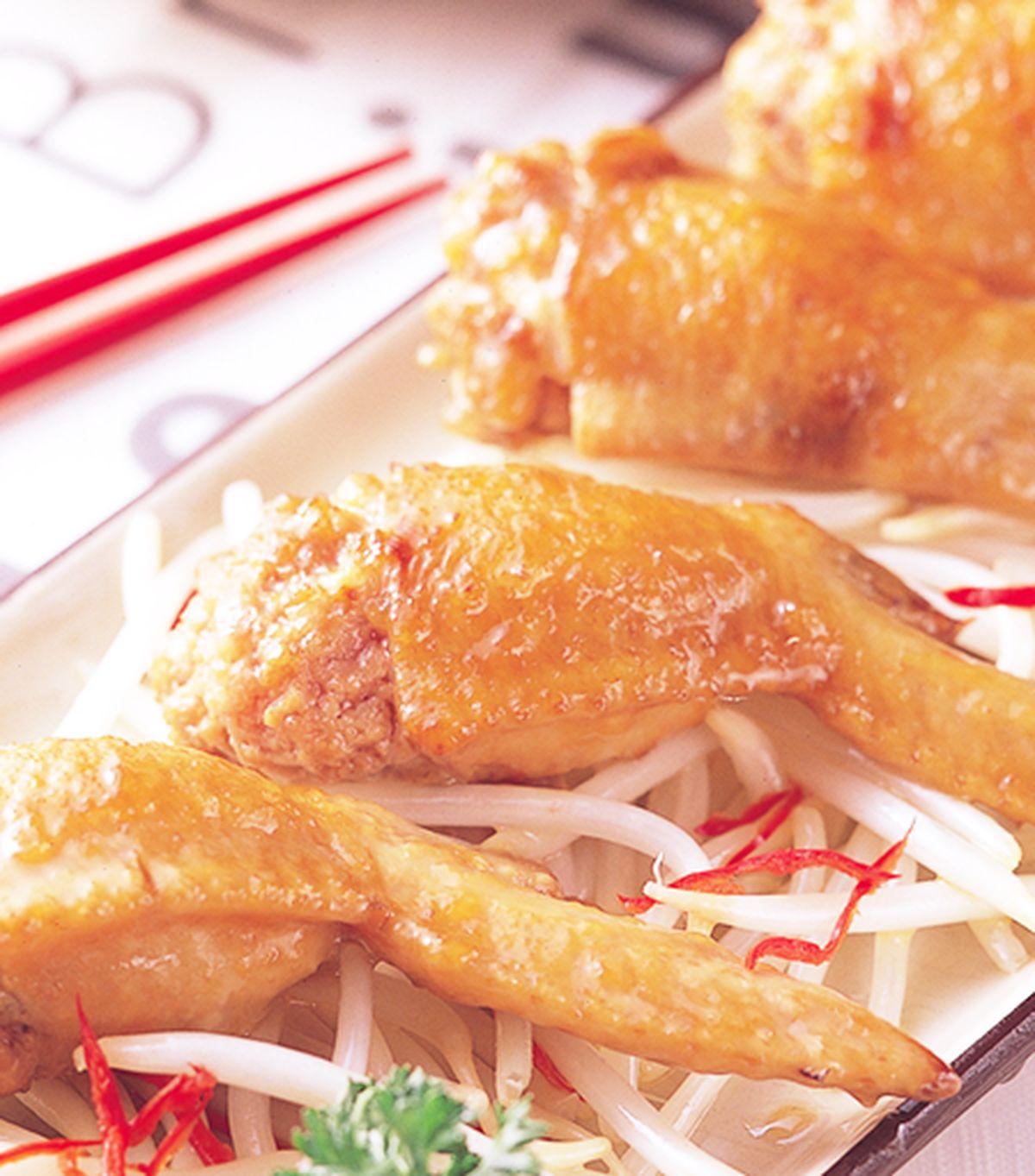 食譜:龍牙鳳翼