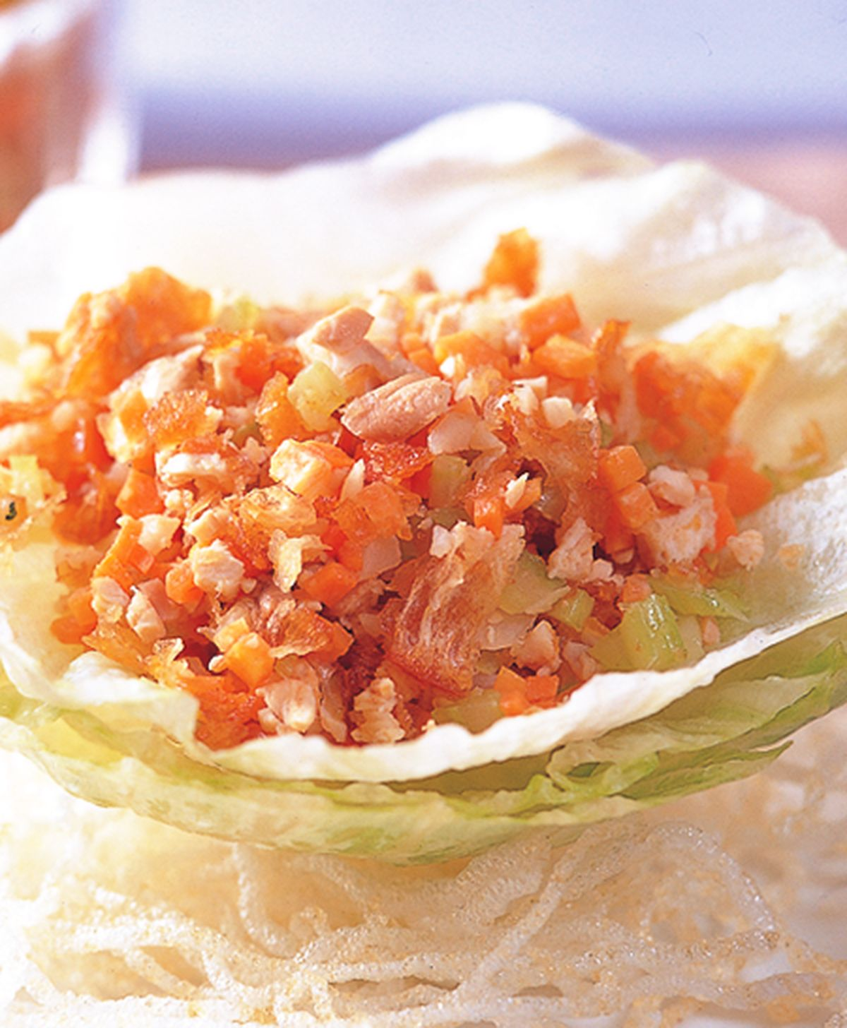 食譜:生菜雞鬆