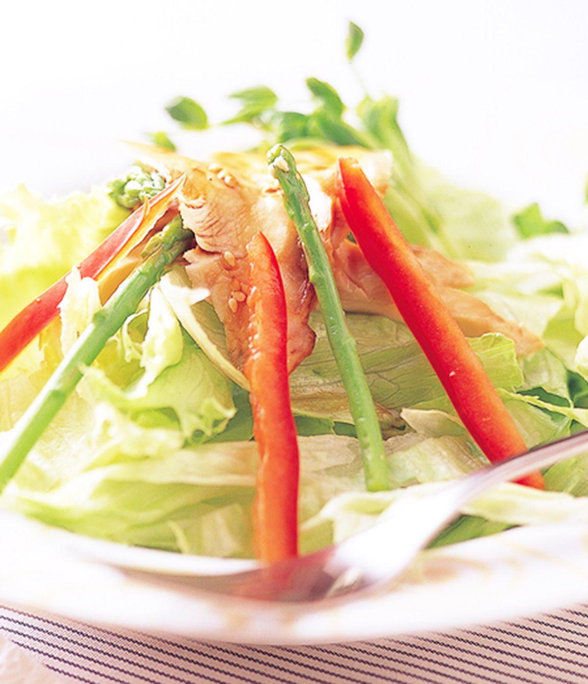 食譜:火雞肉沙拉
