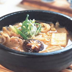 味噌泡菜鍋