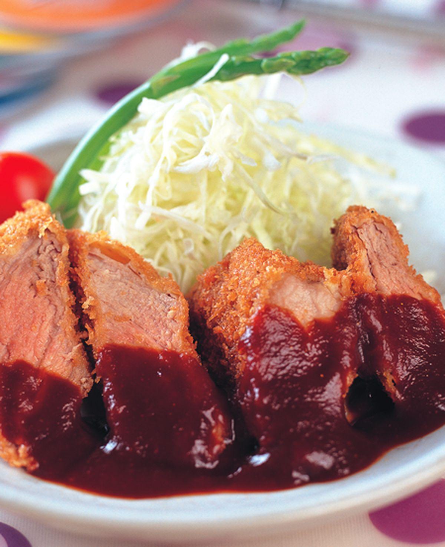 食譜:炸豬排佐味噌醬