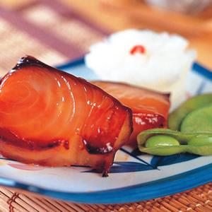 味噌土魠魚燒