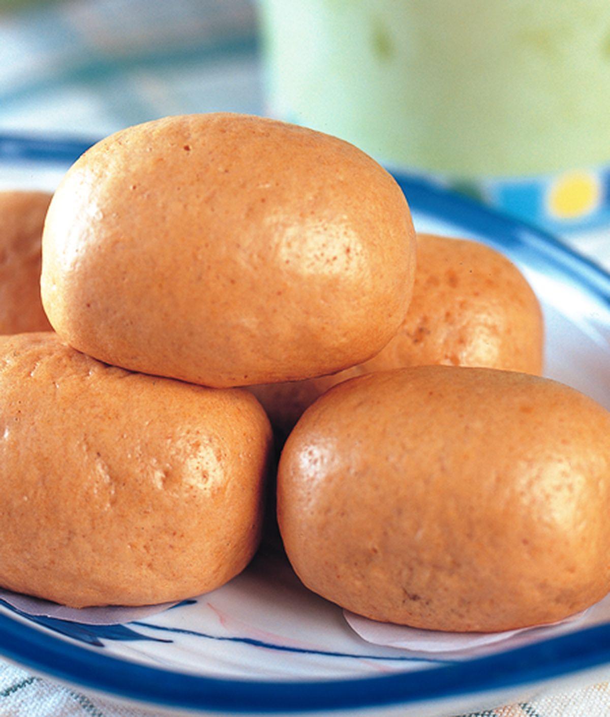 食譜:味噌饅頭
