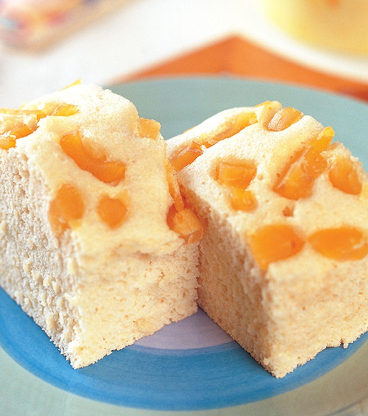 食譜:味噌風味蒸蛋糕