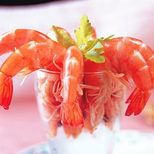 海鮮腐香沙拉