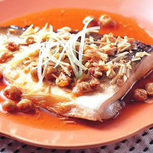 破朴子蒸魚