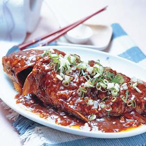 豆瓣鯉魚(1)