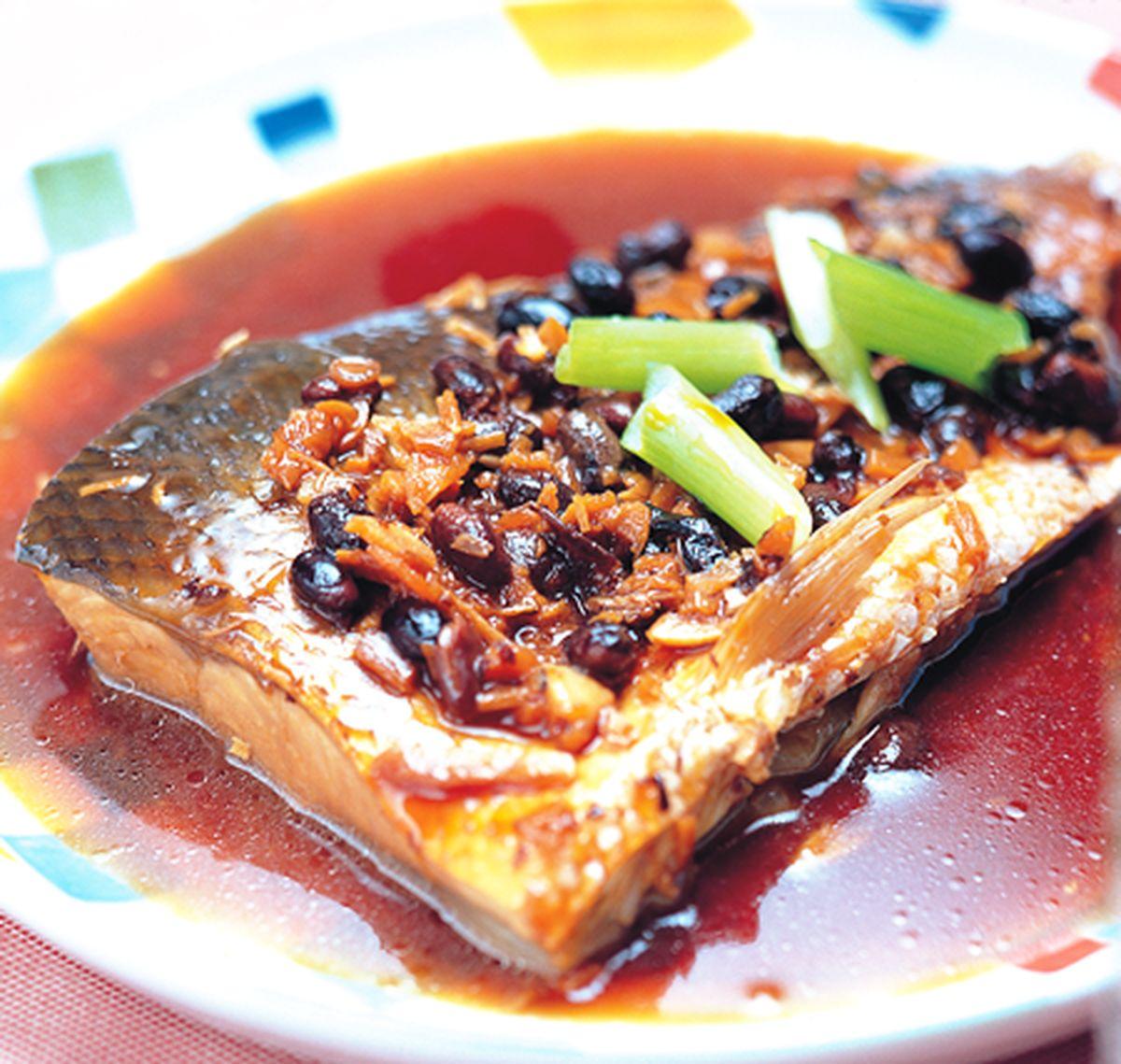 食譜:豆豉虱目魚