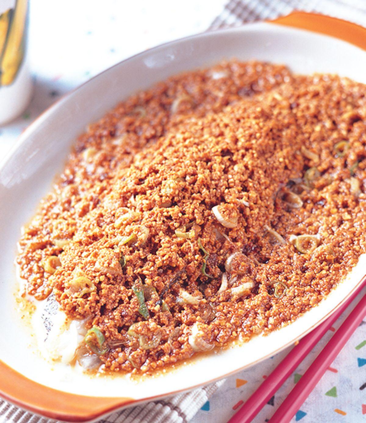 食譜:豆酥鱈魚(1)
