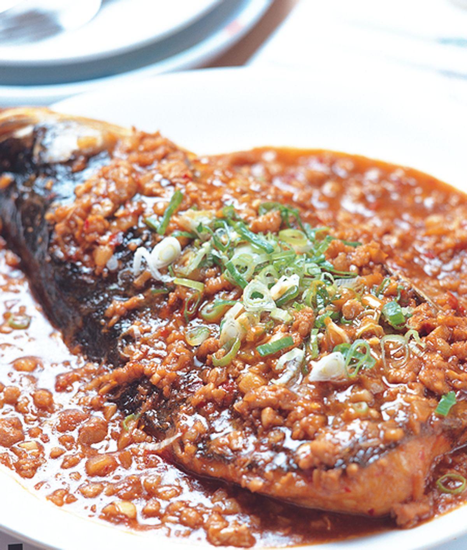 食譜:乾燒魚頭