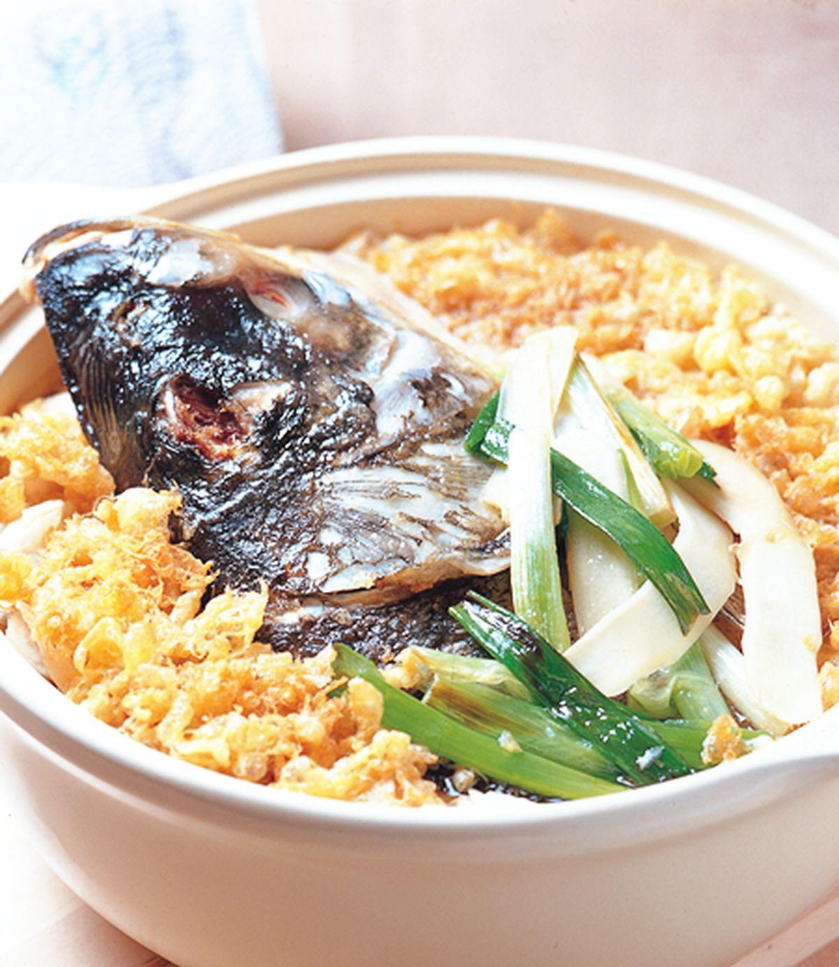 食譜:砂鍋魚頭(2)