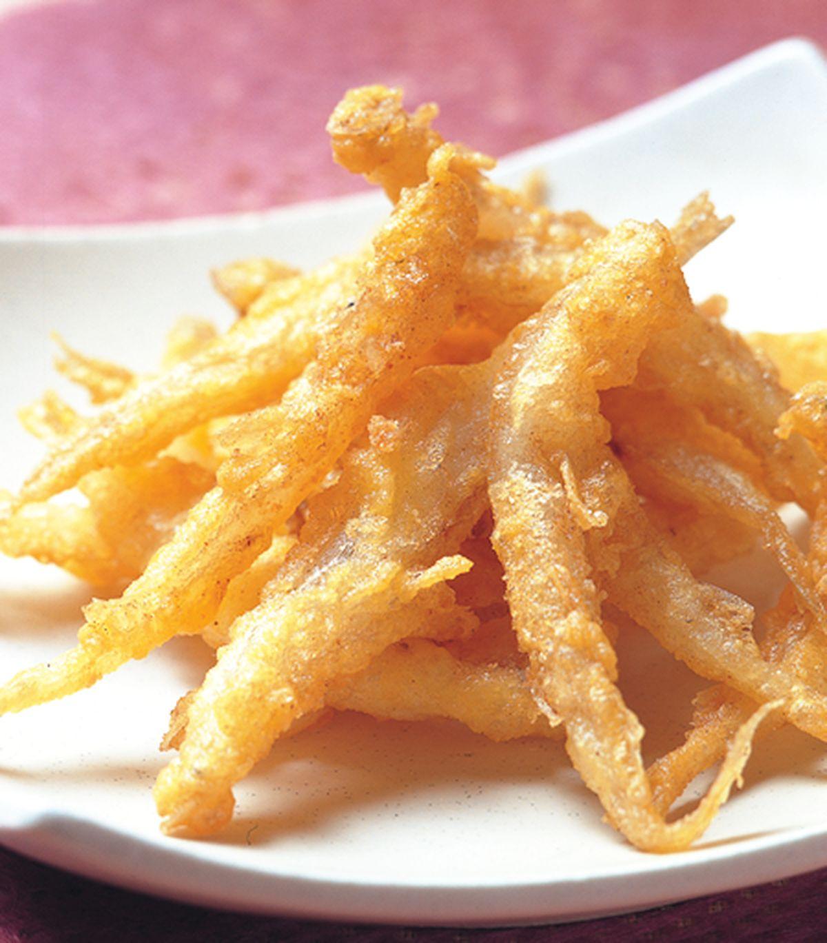 食譜:炸銀魚