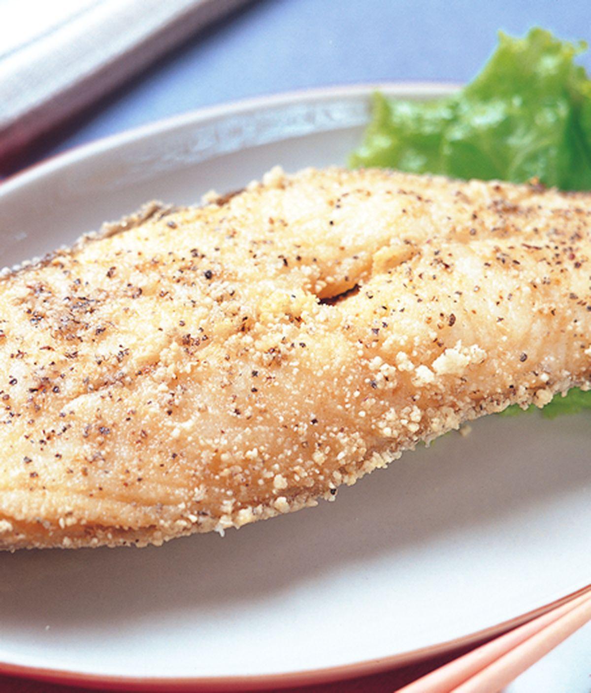 食譜:酥炸鱈魚(1)