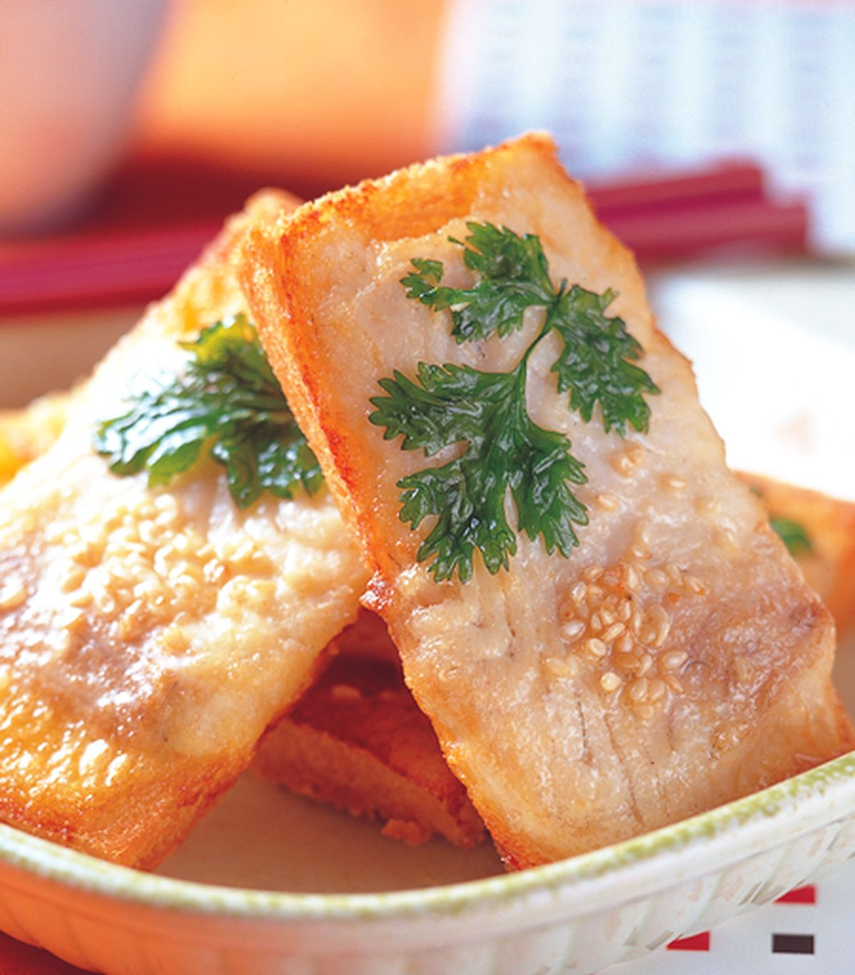 食譜:鍋貼魚片