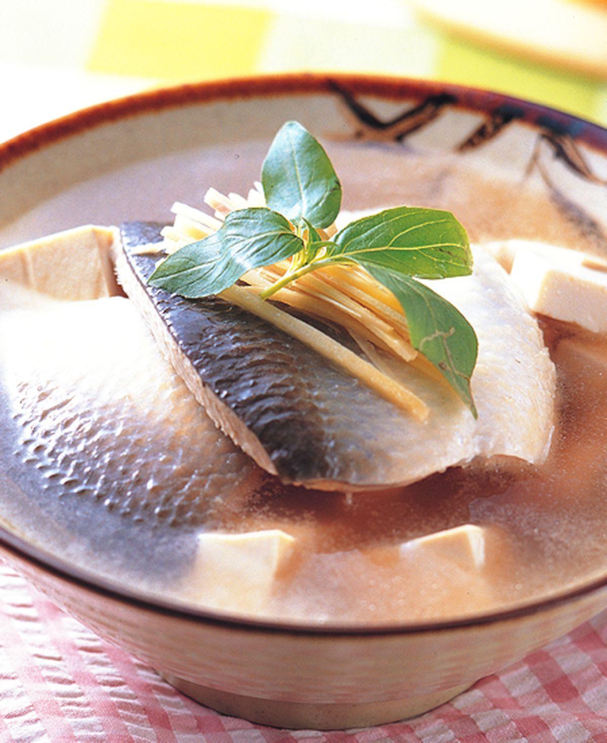 食譜:虱目魚肚湯(1)