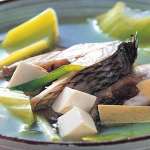 芥菜豆腐鯽魚湯