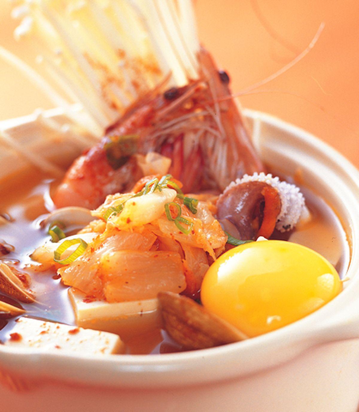 食譜:韓式鍋燒湯