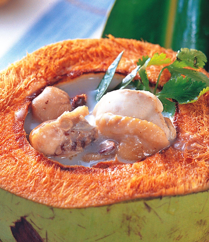 食譜:南洋椰子雞