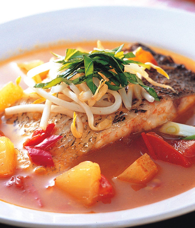 食譜:越式魚酸湯