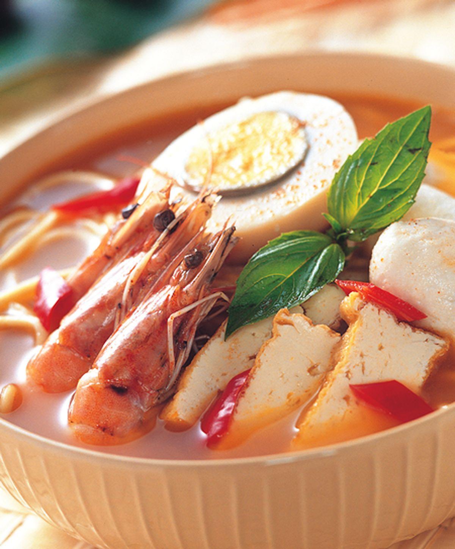 食譜:新加坡叻沙