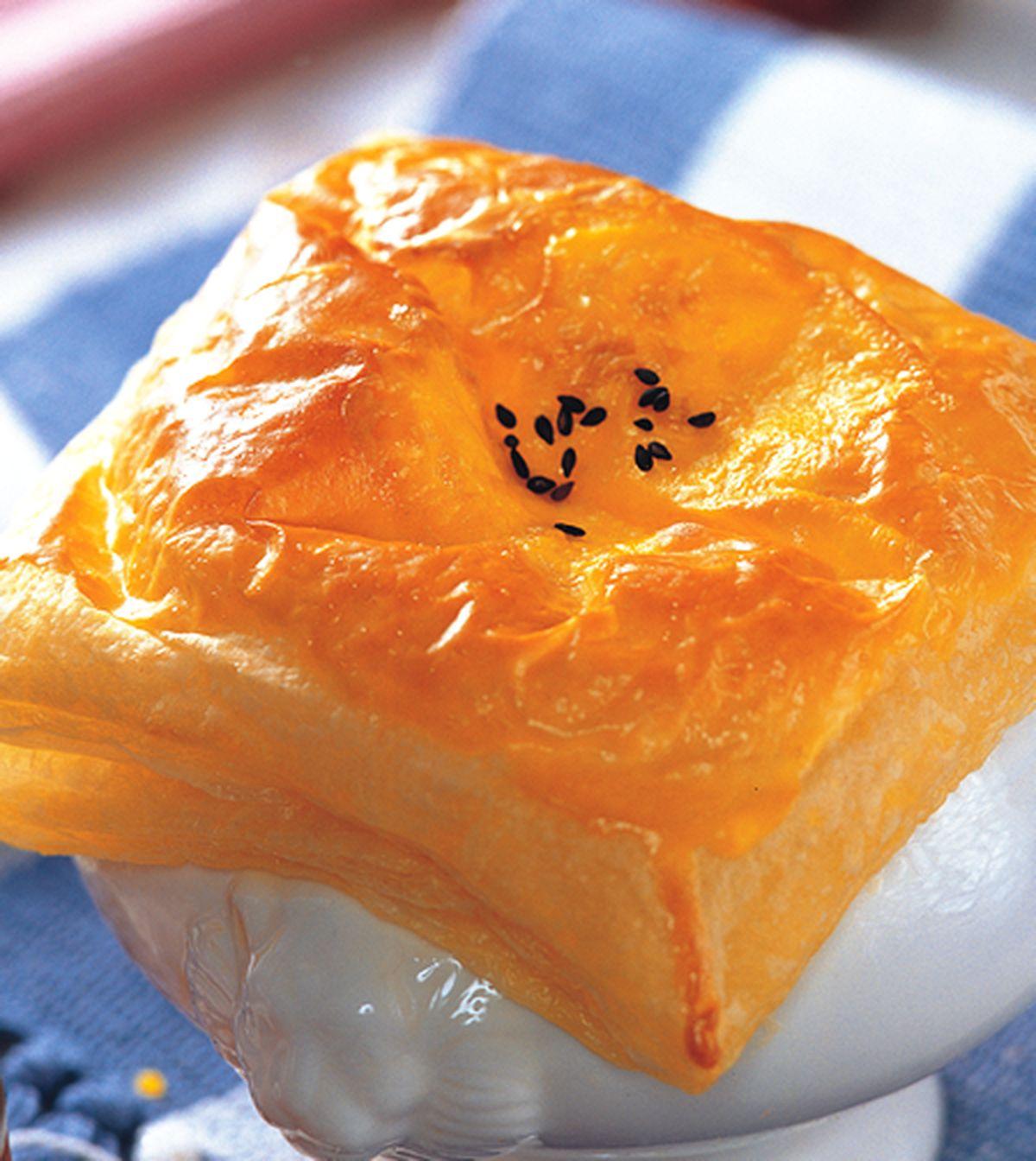 食譜:酥皮濃湯