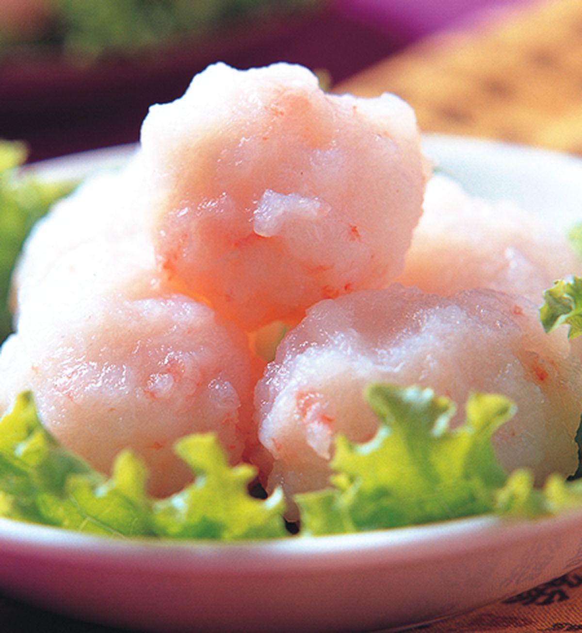 食譜:蝦丸