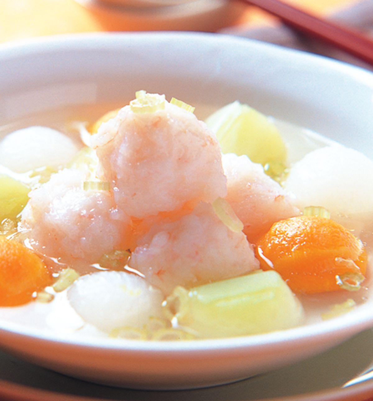 食譜:珠落玉盆