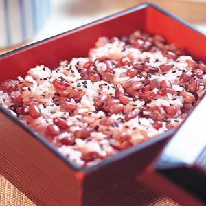 紅豆飯(1)