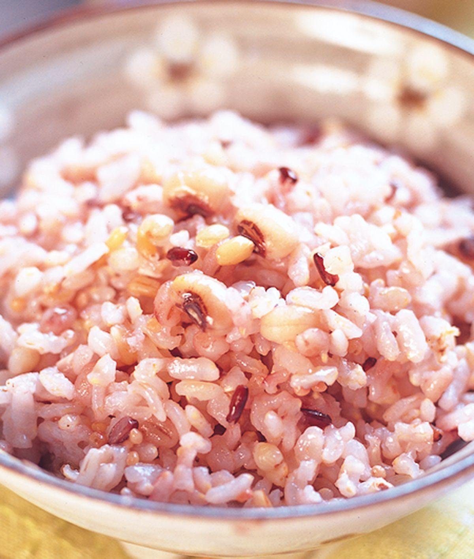 食譜:五穀胚芽飯