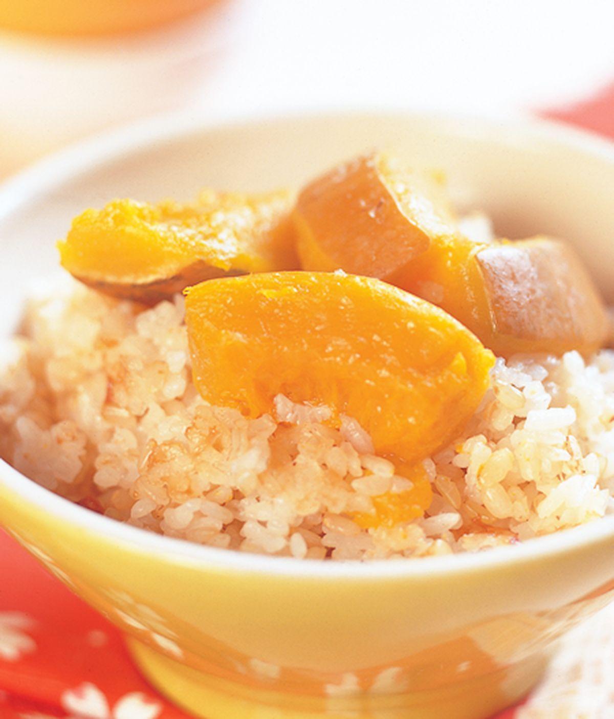 食譜:南瓜飯(1)