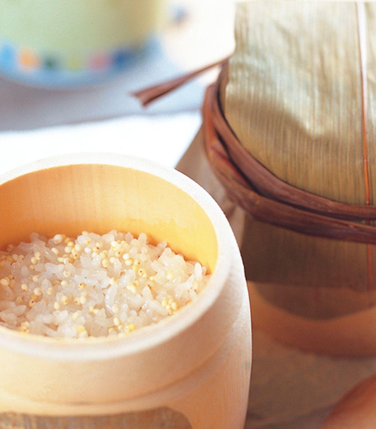 食譜:竹桶香飯