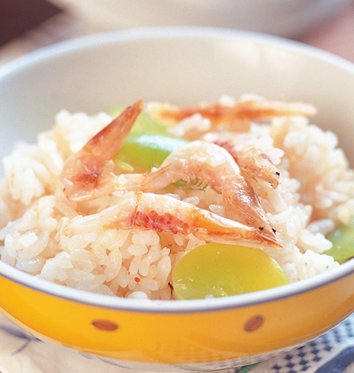 食譜:櫻花蝦飯