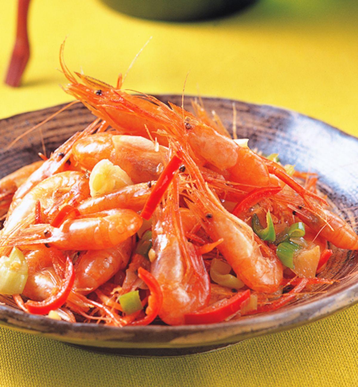 食譜:椒酥溪蝦