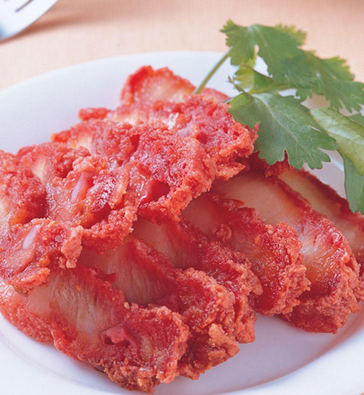 食譜:炸紅糟肉
